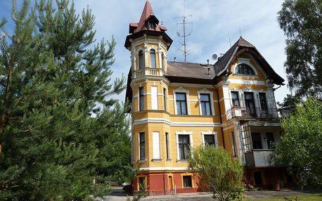Františkovy Lázně: Hotel Evropa