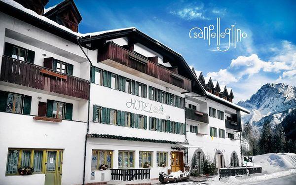 5denní Falcade se skipasem | Hotel Orsa Maggiore*** | Doprava, ubytování, polopenze a skipas