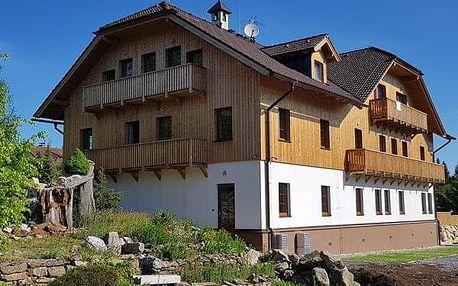 Wellness hotel Chalupa, Šumava a Pošumaví