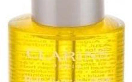 Clarins Face Treatment Oil Blue Orchid 30 ml omlazující pleťový olej pro dehydrovanou pleť pro ženy