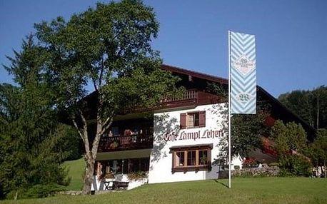 Německo - Bavorské Alpy na 7 dnů, polopenze
