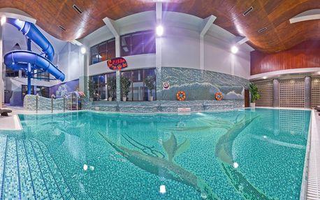 Penzion Klimek **** s neomezeným vstupem do aquaparku a saunového světa