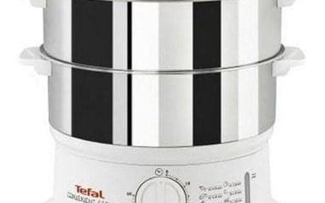 Tefal VC145130 bílý/nerez