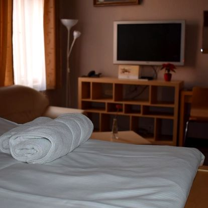 Pardubice: Hotel Zlatá Štika