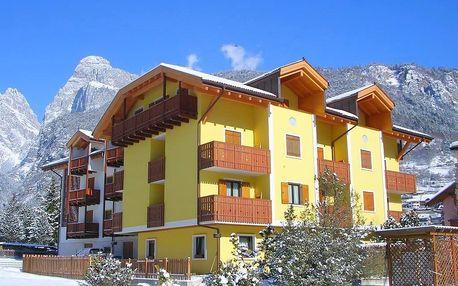 8denní Paganella se skipasem | Residence Alpenrose*** | Ubytování a skipas