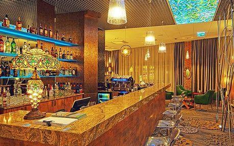 Krakov v luxusním 4* hotelu se saunou, vířivkou a polopenzí + dítě do 5,9 let zdarma
