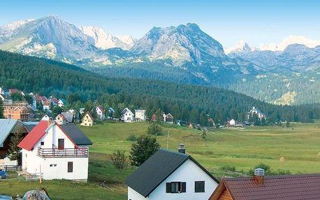 Kulturní a přírodní krásy Černé Hory s návštěvou Albánie, Durmitor