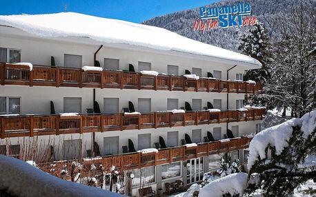 4-8denní Paganella se skipasem | Hotel Miralago – pouze pro dospělé osoby*** | Ubytování, Polopenze a skipas