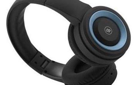 GoGEN HBTM 31BL černá/modrá (HBTM31BL)