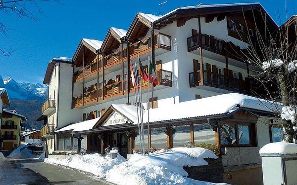 8denní Paganella se skipasem | Hotel Olisamir*** | Ubytování, Polopenze a skipas