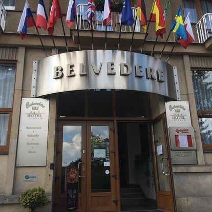 Příbram: Hotel Belvedere Příbram