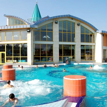 Sárvár, Hotel Viktória*** s neomezeným vstupem do wellness a fitness