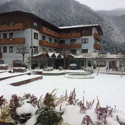 4-8denní Paganella se skipasem   Hotel Ariston – Molveno***   Ubytování, Polopenze a skipas