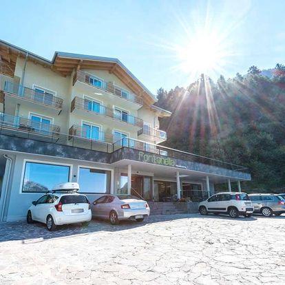 8denní Paganella se skipasem   Hotel Fontanella – Molveno***   Ubytování, Polopenze a skipas
