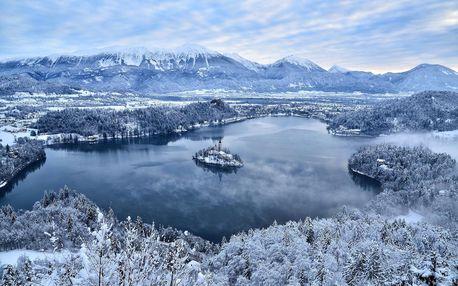 3-4denní Slovinsko se skipasem | Hotel Krim*** | Polopenze, Wellness a skipas v ceně