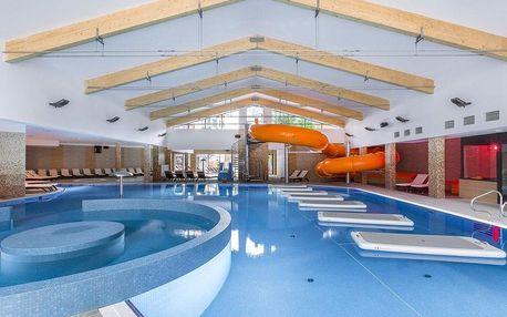Szklarska Poręba, Blue Mountain Resort**** na polské straně Krkonoš