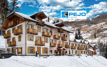 6denní Pejo se skipasem | Hotel Aurora Pejo*** | Doprava, ubytování, polopenze a skipas