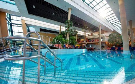 Ostřihom, Portobello Wellness & Yacht Hotel**** s přímou chodbou do termálů
