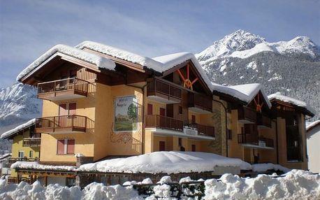 4-8denní Paganella se skipasem | Hotel Angelo*** | Ubytování, Polopenze a skipas