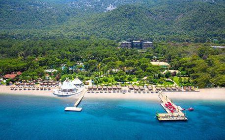 Turecko - Kemer letecky na 8 dnů, all inclusive