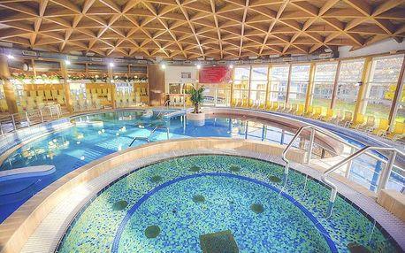 Bük, Caramell Premium Resort**** s wellness v orientálním stylu