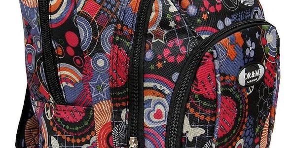 Volnočasový batoh OR&MI 9738-12