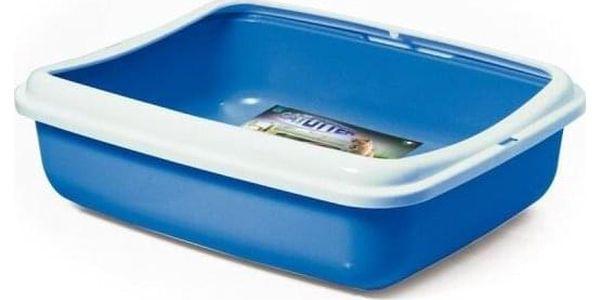 Otevřená toaleta Argi - modrá2