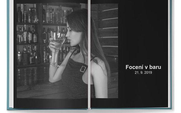 Fotokniha A4 - H17, 32 stran, pevná knižní vazba4