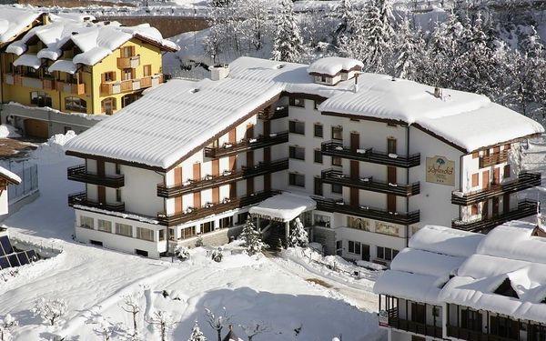 8denní Paganella se skipasem   Hotel Splendid***   Ubytování, Polopenze a skipas