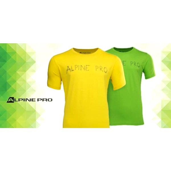 Velikost S - triko Ryker zelené3