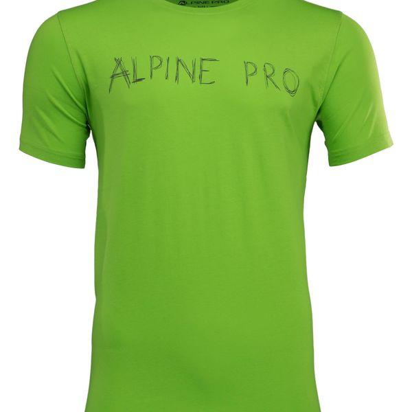 Pánské triko Alpine Pro ze 100% bavlny ve vel. S, XXL