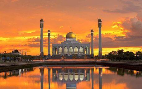 Spojené arabské emiráty - Dubaj letecky na 8 dnů, strava dle programu