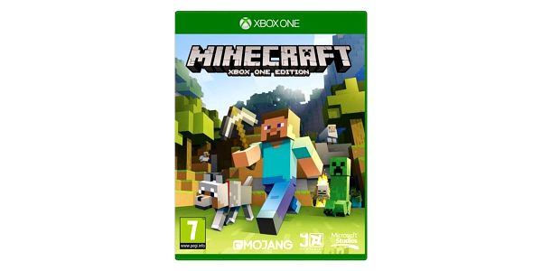 Microsoft Xbox One Minecraft (44Z-00022)