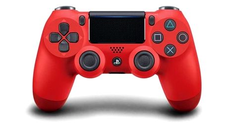 Sony Dual Shock 4 pro PS4 v2 červený (PS719814153)