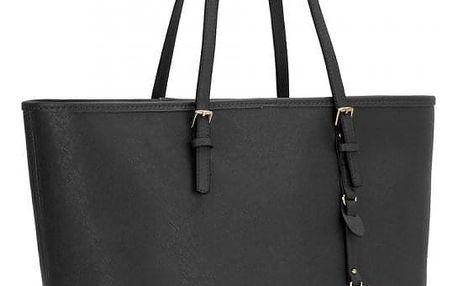 Dámská černá kabelka Tracy 297