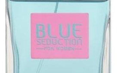 Antonio Banderas Blue Seduction For Women 200 ml toaletní voda pro ženy