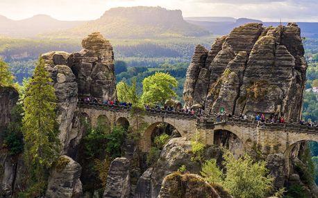 Výlet za krásami Českosaského Švýcarska