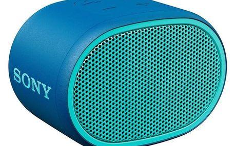 Sony SRS-XB01 modrý (SRSXB01L.CE7)
