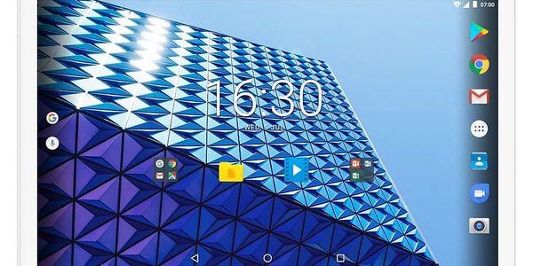 Dotykový tablet Archos Access 101 3G 8 GB (503533) stříbrný/bílý3