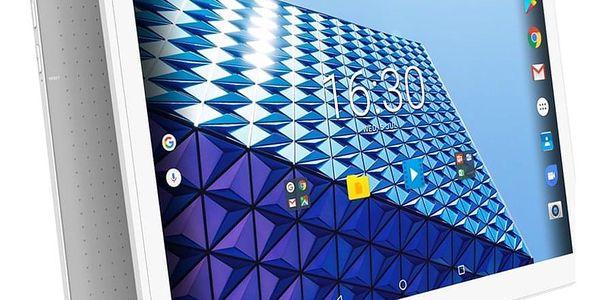 Dotykový tablet Archos Access 101 3G 8 GB (503533) stříbrný/bílý4