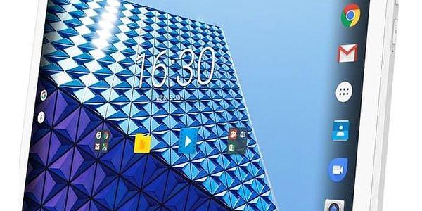 Dotykový tablet Archos Access 101 3G 8 GB (503533) stříbrný/bílý5