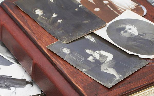 Úplný vývod z předků pro 3 generace - 14 osob4