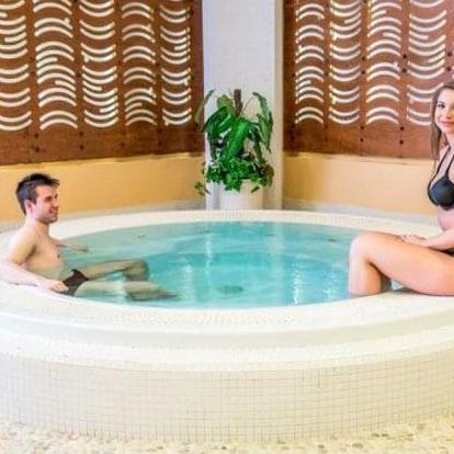 Přerov v Hotelu Jana **** s neomezeným wellness, úschovnou kol a polopenzí