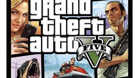 RockStar PC Grand Theft Auto V (5026555064255)