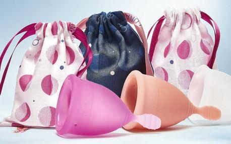 Český kalíšek LUNACUP pro menstruaci bez obav