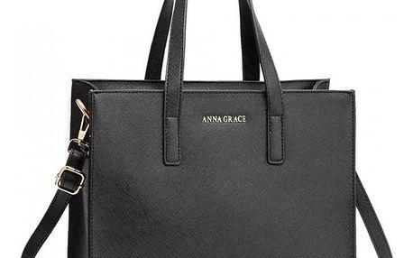 Dámská černá kabelka Jayden 592