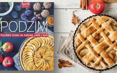 Sezónní vaření: kuchařka Podzim z edice Apetit