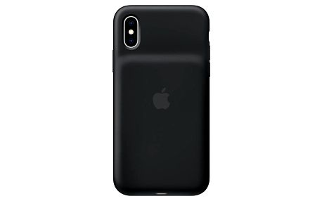 Apple Smart Battery Case pro iPhone Xs černý (MRXK2ZM/A)