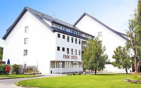 Termální lázně Miškovec v hotelu s neomezeným vstupem do wellness a snídaní/polopenzí.