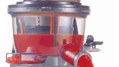 Odšťavňovač KENWOOD Pure Juice Pro JMP800SI stříbrný